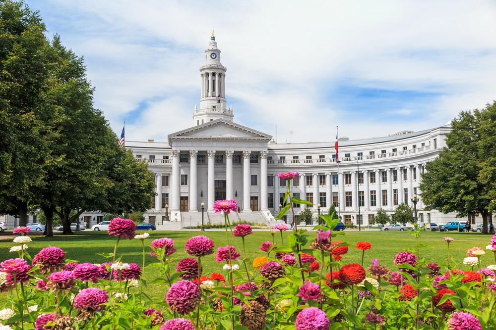 Edificio de la ciudad y condado de Denver