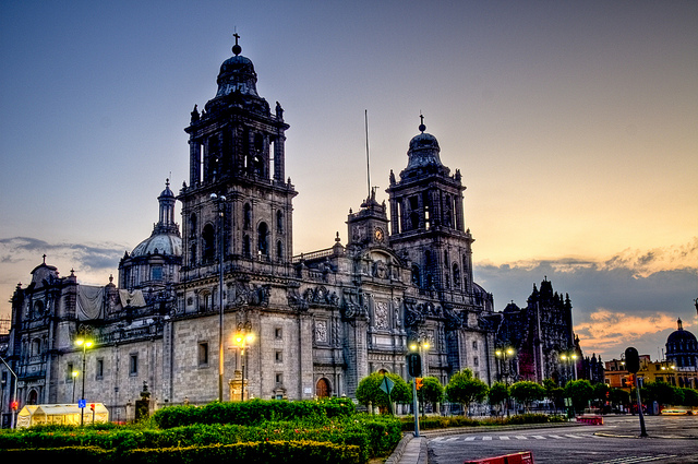 Catedral de Mexico