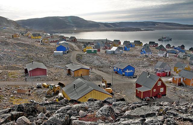 Ittoqqortoormiit, Tunu, Groenlandia