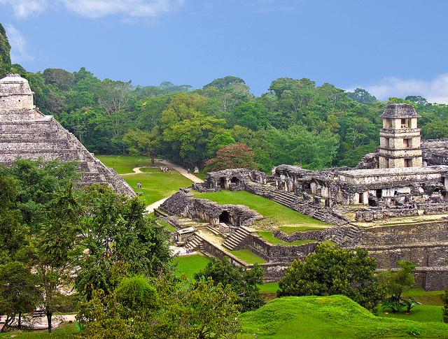 Palenque México