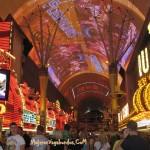 De Visita a Las Vegas de Antaño, la Fremont Street