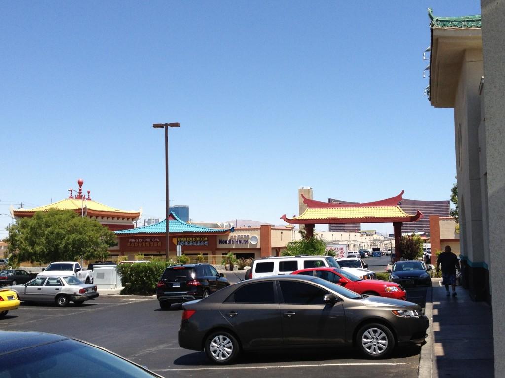 Chinatown en Las Vegas