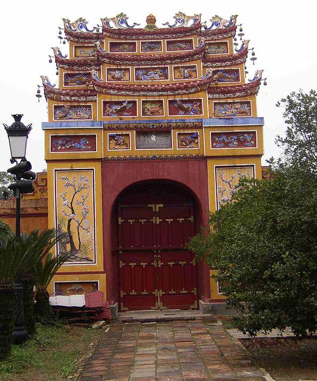 Ciudad de Hue