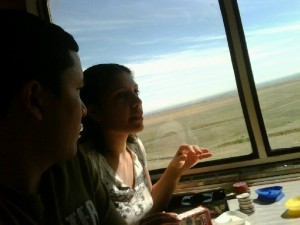 tren a San Francisco