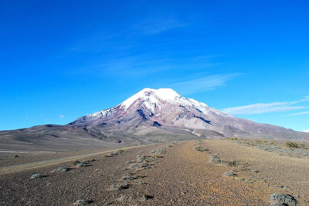 Volcán Chimborazo Ecuador