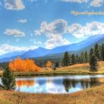 Dónde ver el follaje de Otoño en Colorado
