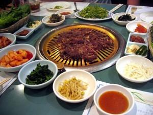 Bulgogi es un corte de carne delgado