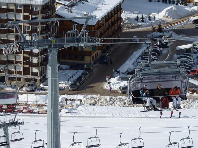 Temporada de Esquí, ¿A Dónde Sería Bueno Ir?