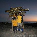 Kilimanjaro - 5∫ dÌa