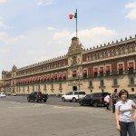 Palacio Nacional Mexico DF