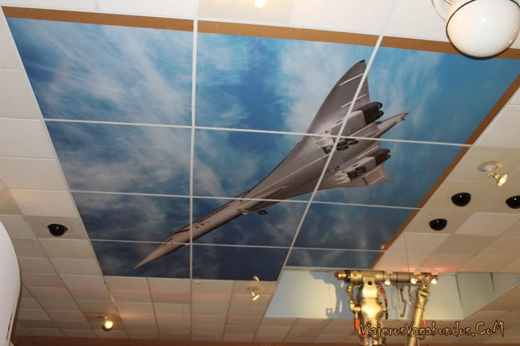 Museo del Concorde en Juárez