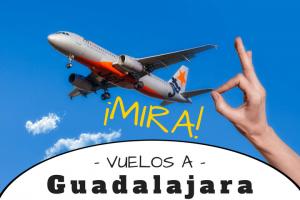 vuelos a guadalajara