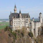 Castillos en Alemania de Cuentos de Hadas