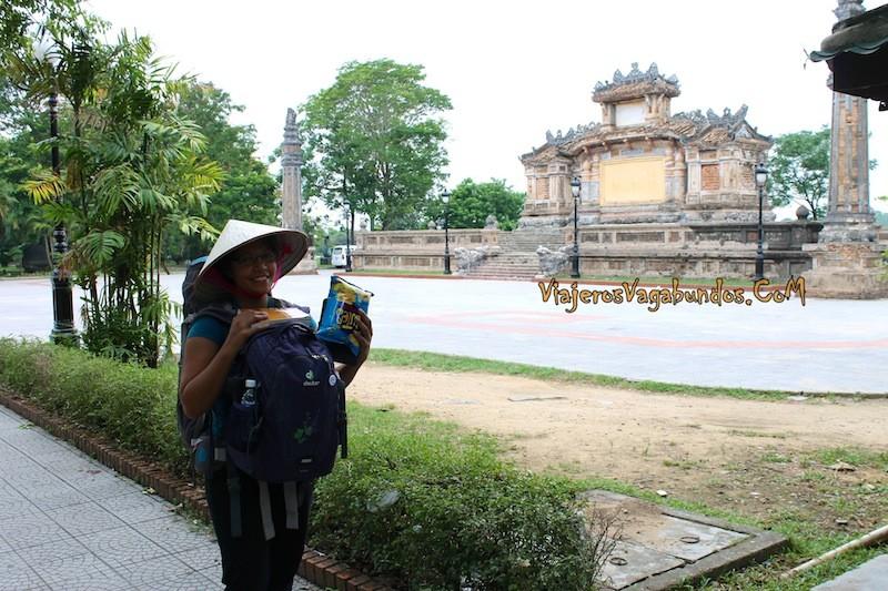 Vietnam es para mochileros