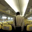 Modales en un avión