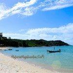 Una de las Muchas Paradisiacas Islas de Tailandia, Koh Tao