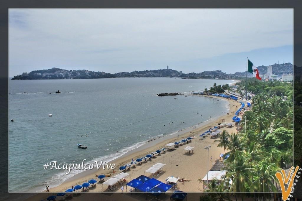 Ya pueden hacerse viajes a Acapulco otra vez