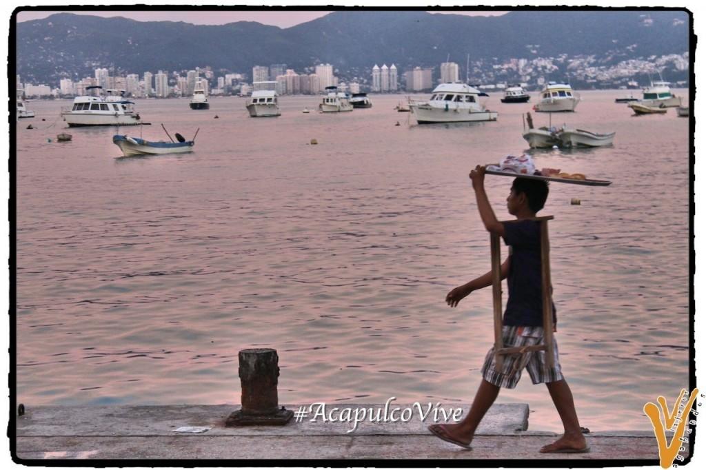 Invitadísimo a que viajes a Acapulco