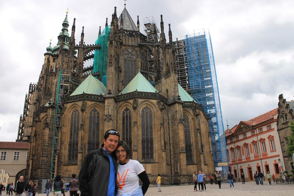 Que ver en Praga Catedral de San Vito