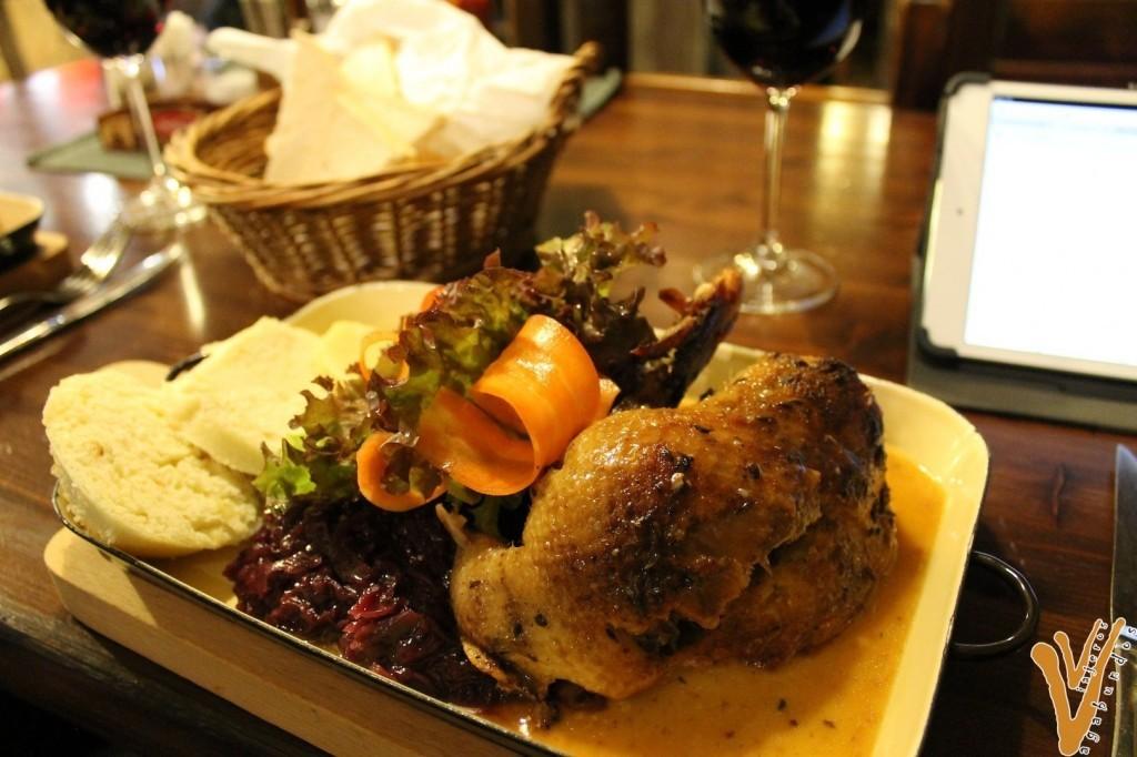 Lo que hay que comer y que ver en Praga