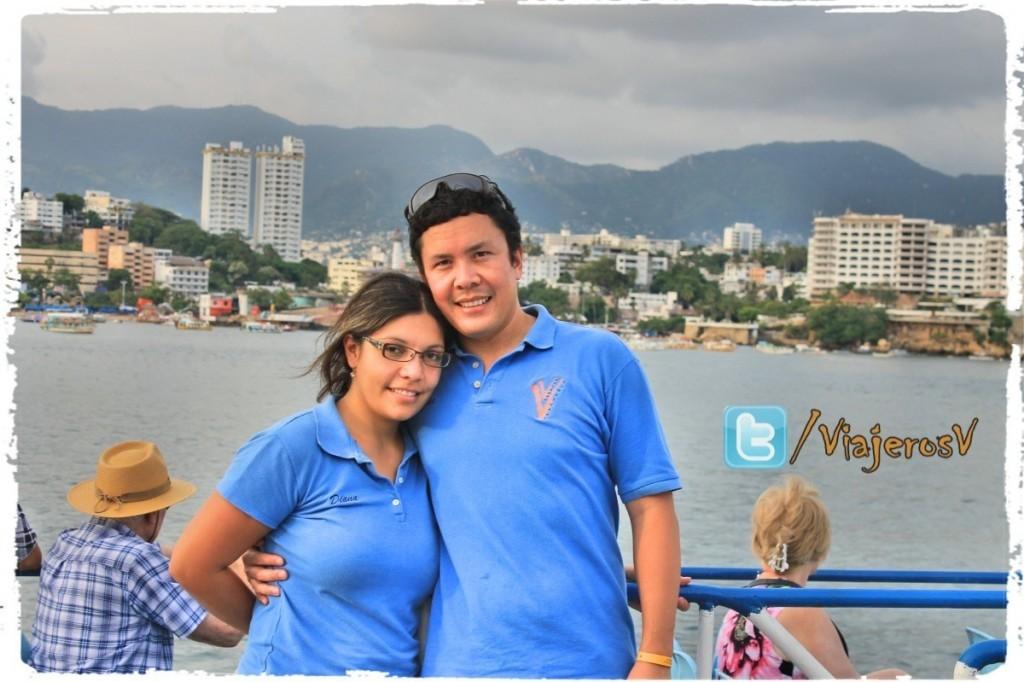 Paseo en el Bonanza por Acapulco
