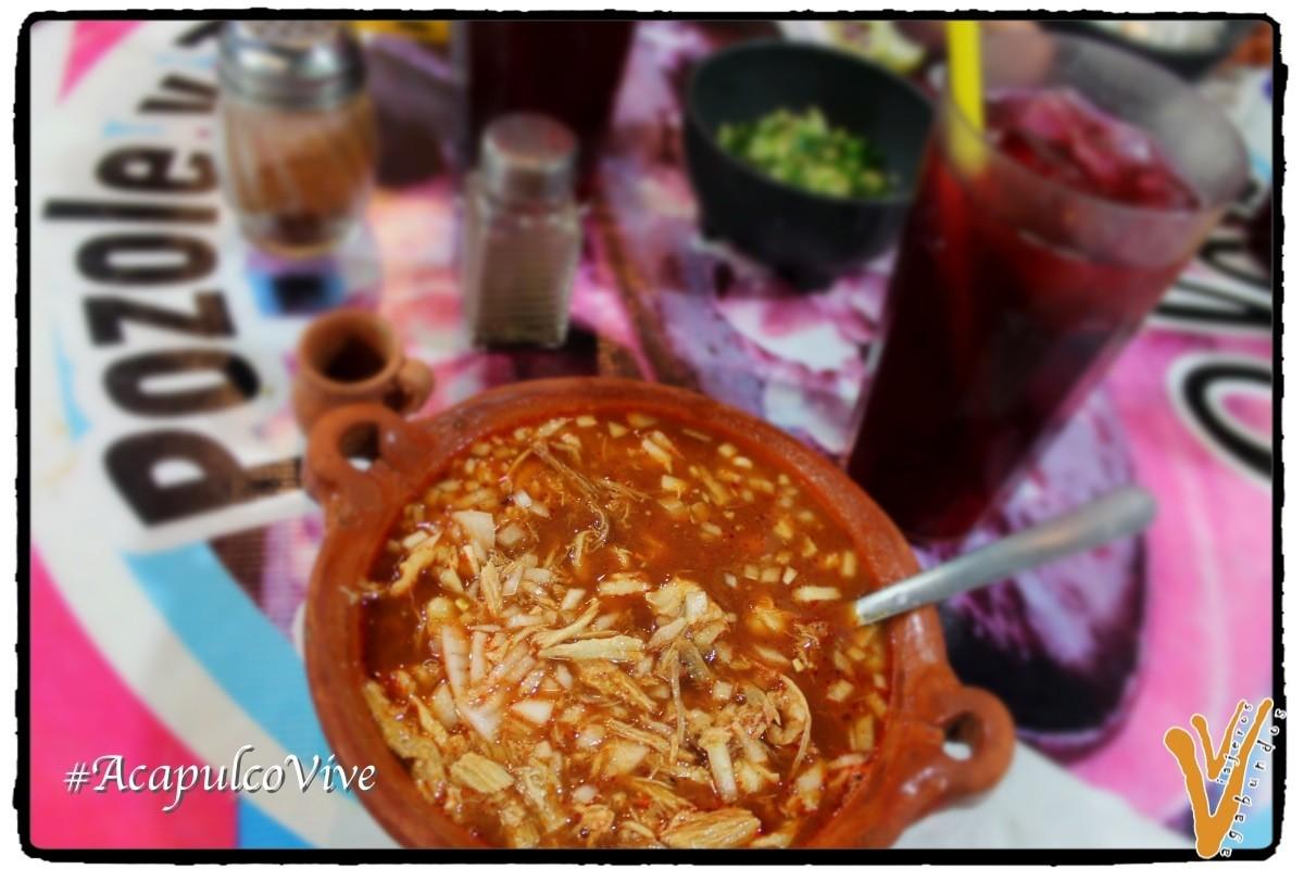 Acapulco enlacosta for Que cenar rico