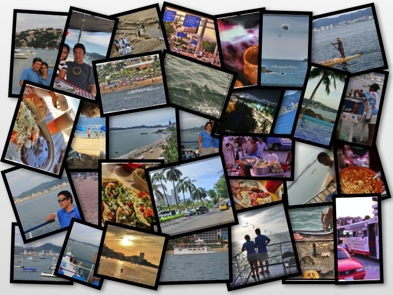 Recuerdos de Acapulco