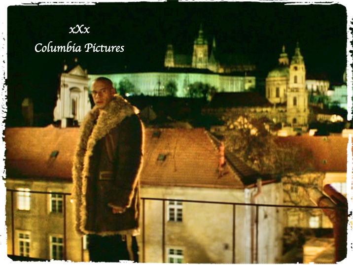 Vin Diesel en xXx en Praga