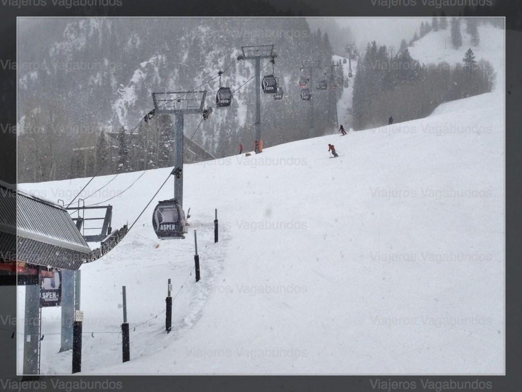 Donde esquiar en Colorado