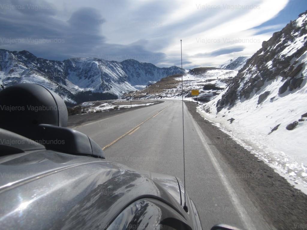 Carretera en Colorado