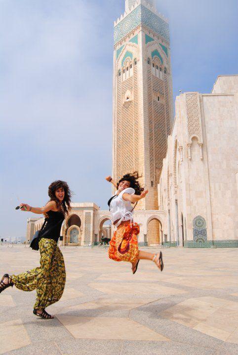 Disfrutando Marruecos