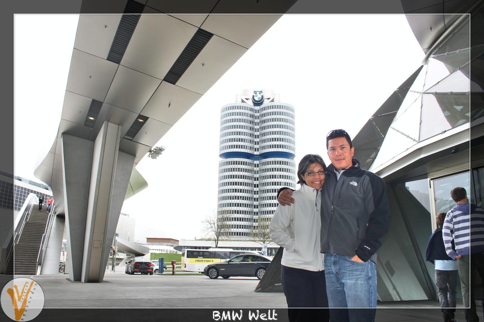 El BMW Welt