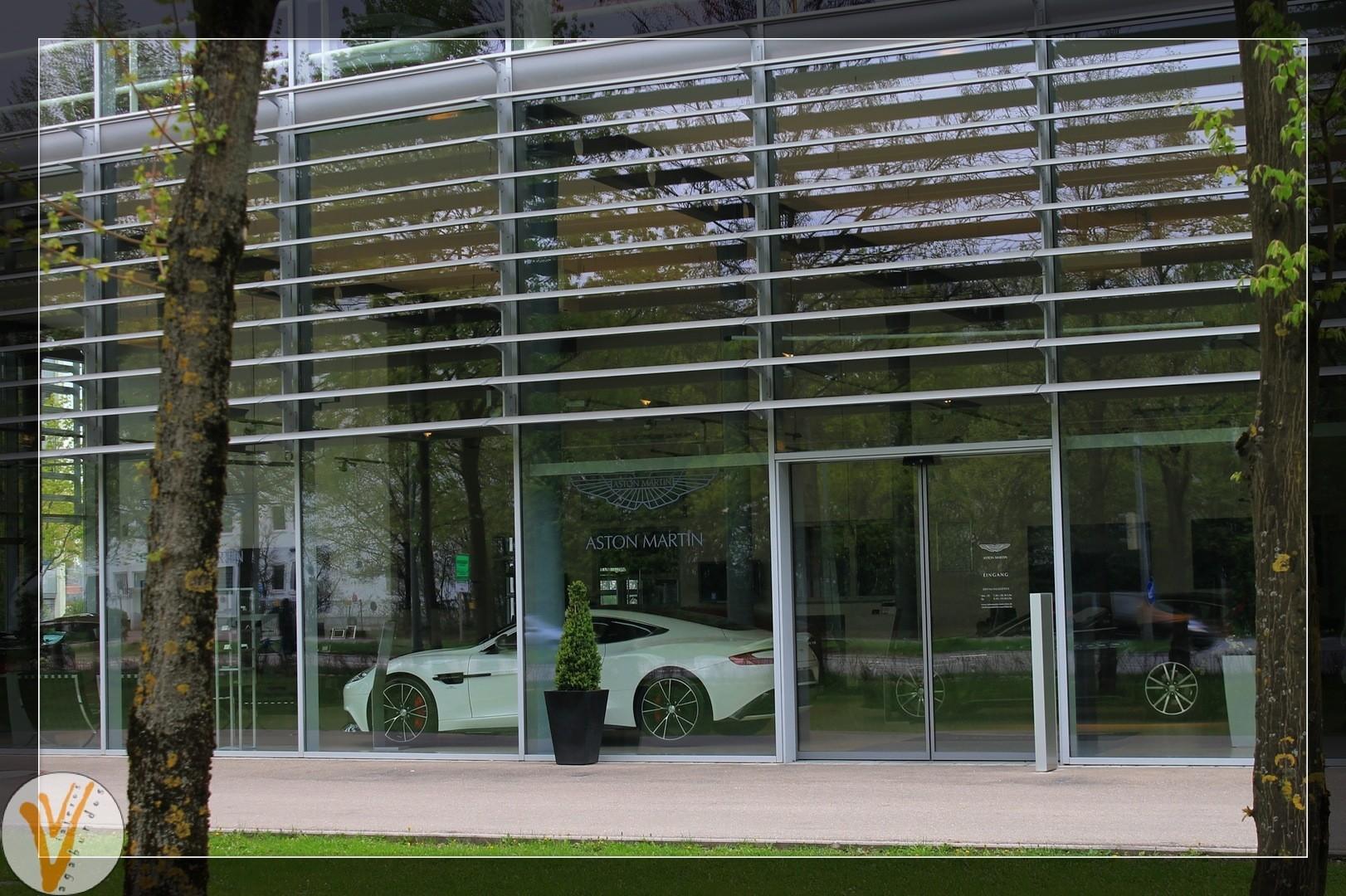 Carros en Munich