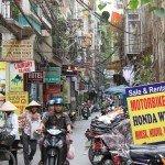 Callejones de Hanoi