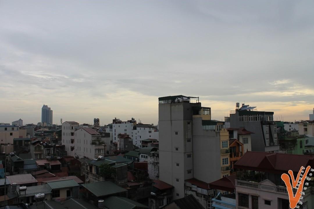 El hotel más barato del mundo en Hanoi