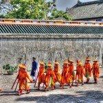 Ciudad Imperial Hué en Vietnam