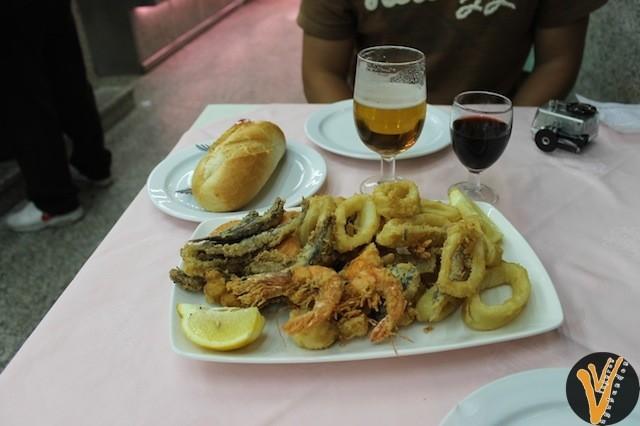 Probar su comida es lo que tienes que hacer en Madrid