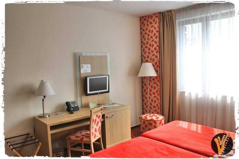 Cuarto de hotel en Praga