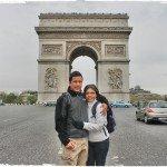 Llegada a París: Comenzaba un sueño de toda la vida