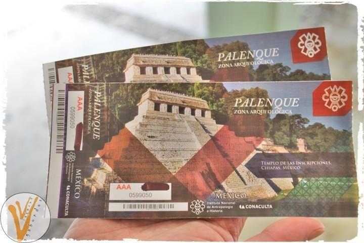 Boletos entrada Palenque