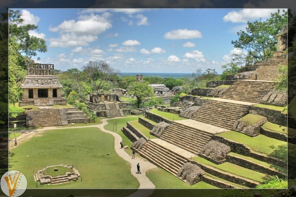 Panoramica de Palenque