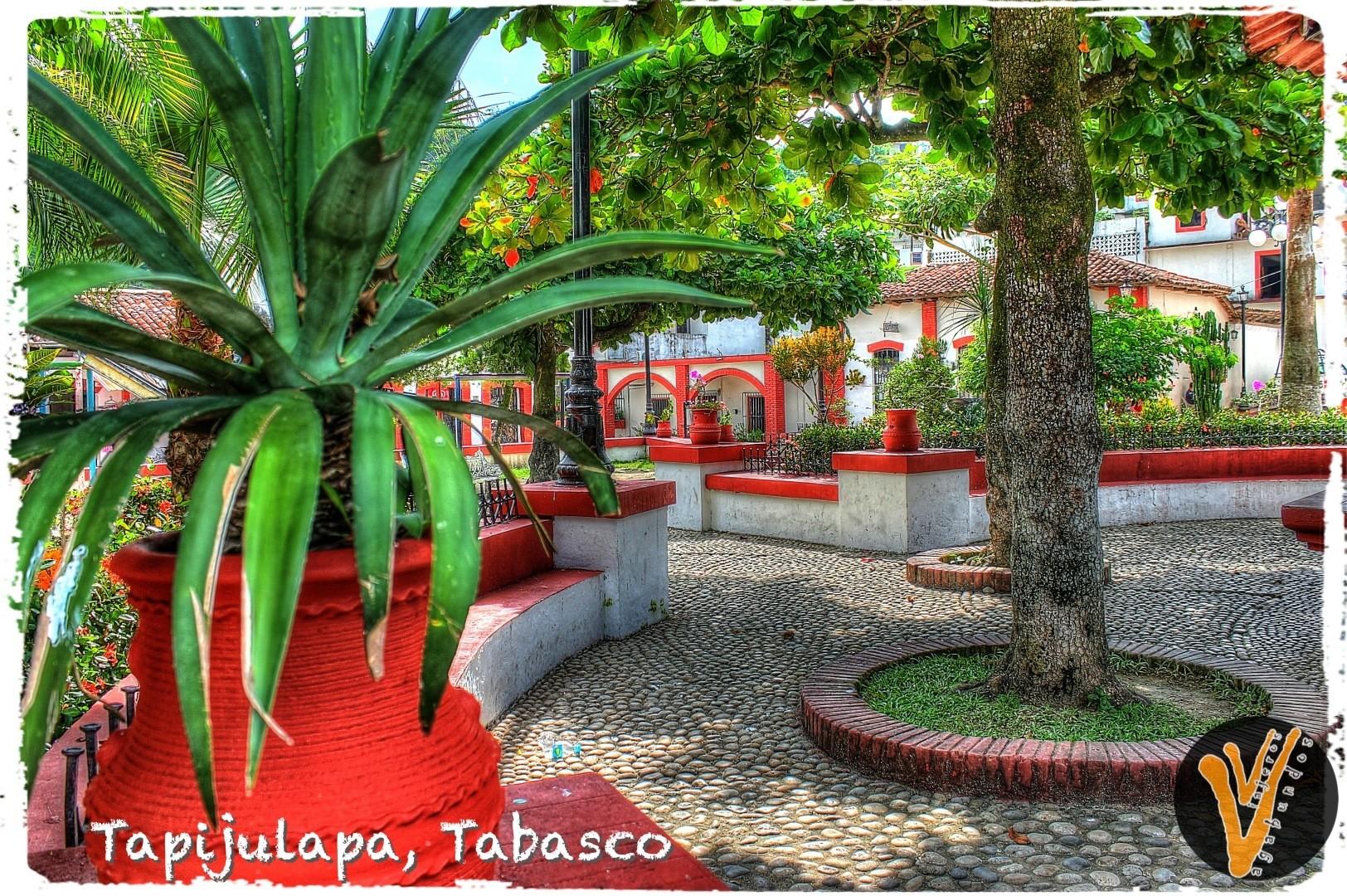 Plaza de Tapijulapa