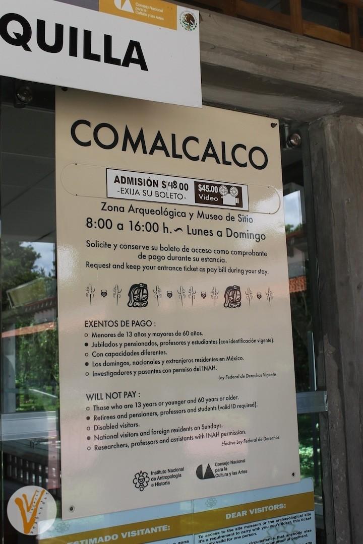 Taquilla Comalcalco
