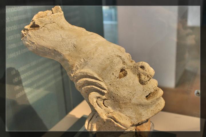 Cabeza Maya