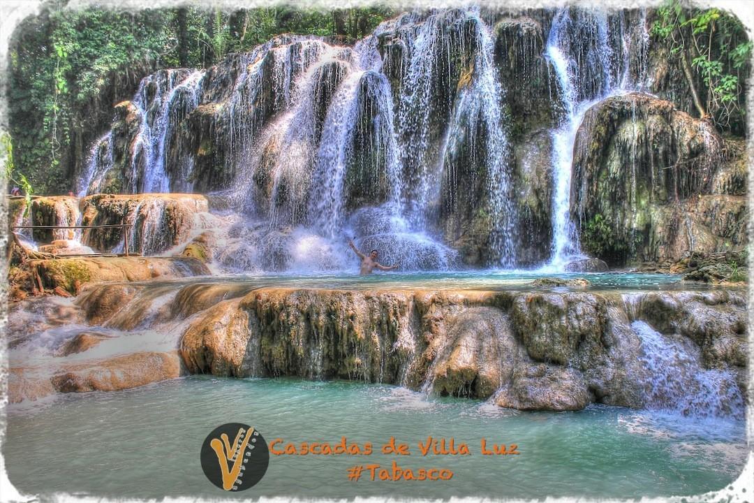 Cascadas de Villa Luz