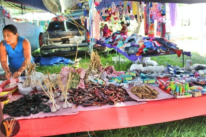 Mercado en Tapijulapa