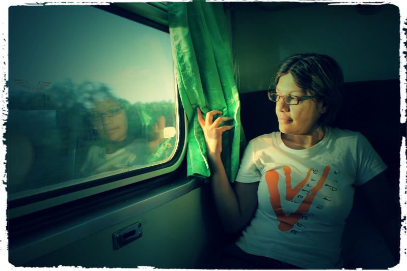 Tailandia en tren