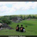 Zona Arqueológica de Comalcalco en Tabasco