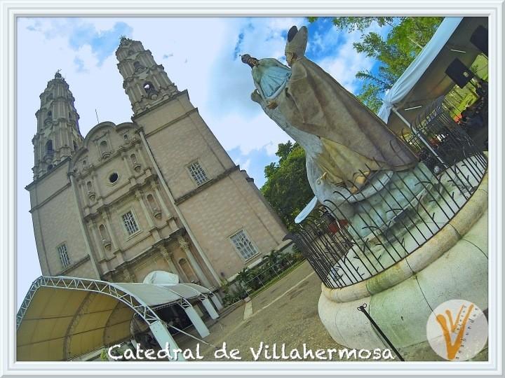 Catedral de Villahermosa