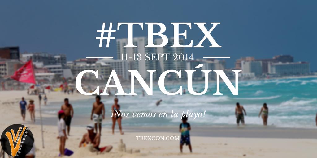 TBEX Cancún 2014